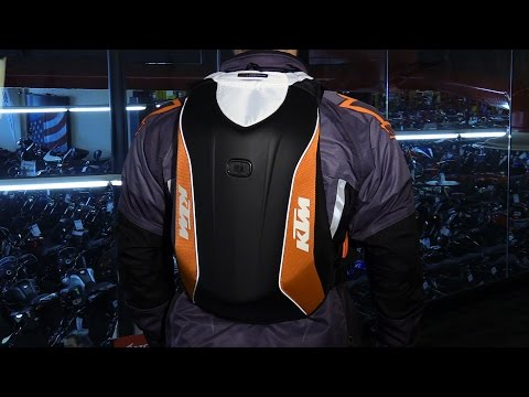 KTM Ogio No Drag Mach 3 Backpack Review - YouTube