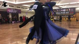 Gambar cover Pra PON Dancesport 2019 | Grup C - STD Amateur - Final