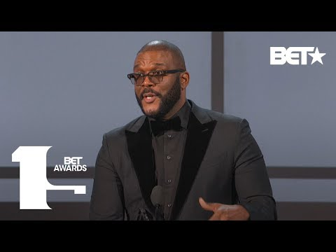 See Tyler Perry's Inspirational BET Awards Speech: 'Own Your Business, Own Your Way'