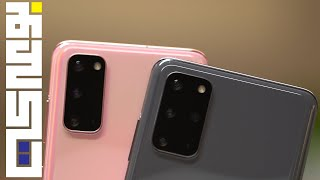 Samsung Galaxy S20 | S20+ سامسونج جالكسي أس ٢٠ و ٢٠ بلاس