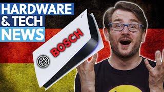 Rettet Deutschland die PlayStation 5-Produktion? | Tech- & Hardware-News