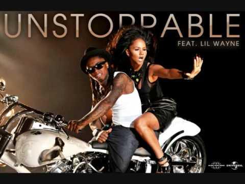 Kat Deluna Feat Lil Wayne -Unstoppable (Instrumental)