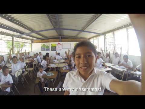Meet Marisol from El Salvador - A day in her life