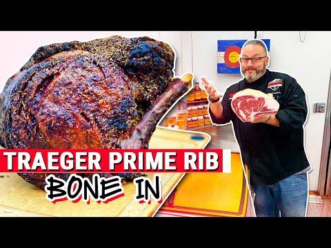 Prime Rib Bone In On A Traeger Ace Hardware Youtube,Gluten Free Apple Pie Crust