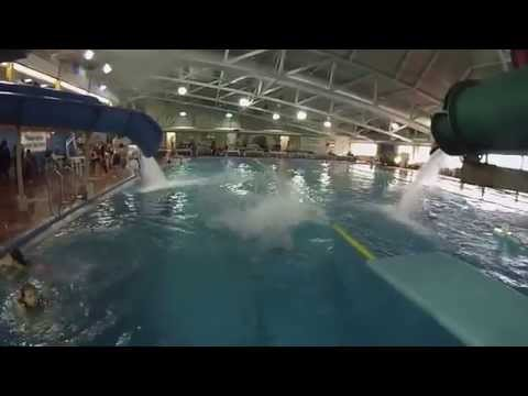 GoPro at the Dartmouth SportsPlex - Pirates Cove Water Slides