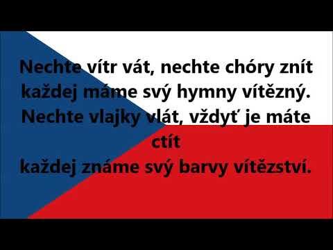 Aleš Brichta - nechte vlajky vlát + text