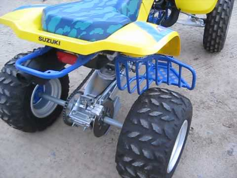 1992 lt 250r suzuki quadracer - youtube