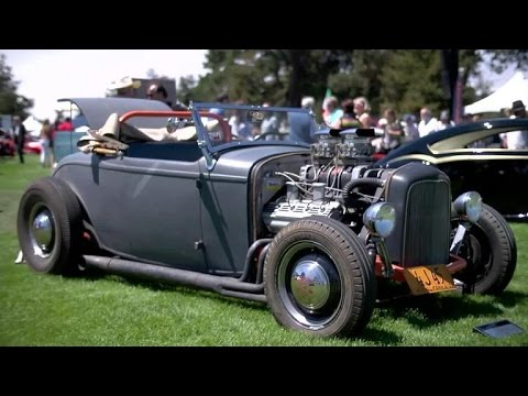 200mph american hot rod 1932 ford roadster youtube. Black Bedroom Furniture Sets. Home Design Ideas