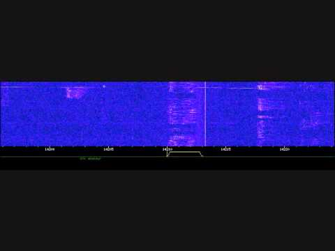 Nepal Earthquake, Emergency Shortwave Communications 4/25
