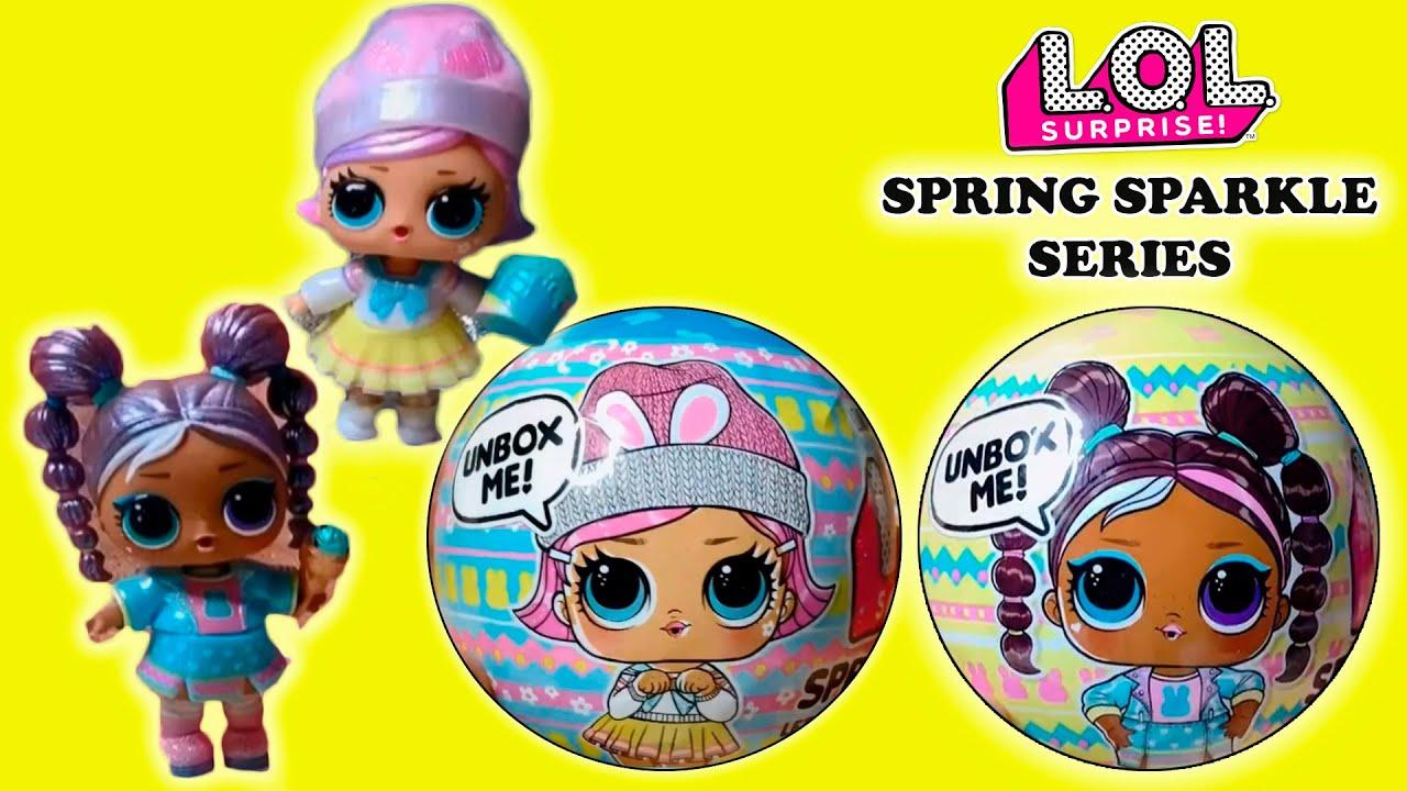 Кукла Spring Sparkle Приготовила 7 Сюрпризов Для Чайников