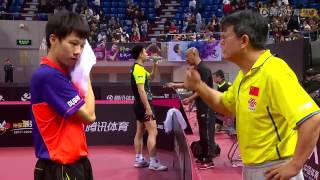 2017 China Trials for WTTC: 林高远 LIN Gaoyuan Vs FANG Bo 方博 [Full Match/Chinese|HD]