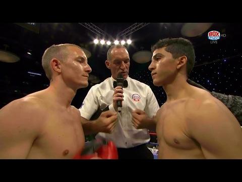 Paul Butler vs Alexis Ruiz David GfPisano