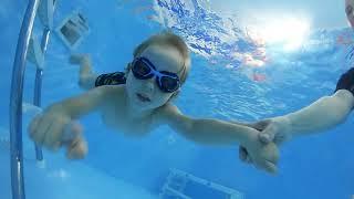 Грудничковое плавание в Краснодаре | Аквапузики ФМР #10