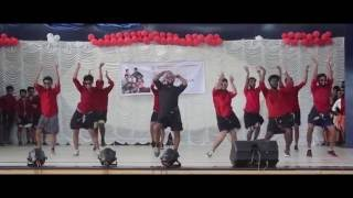 best college dance ever ma college of engg union inauguration team maalam 2017