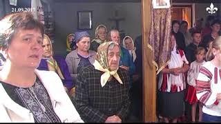 У День Творця єпископ Михаїл Колтун побував у Підкамінському деканаті УГКЦ (ТРК