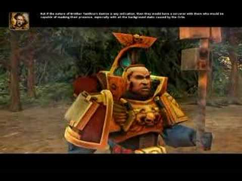 Dawn of War - They Suspect Everyone of Heresy