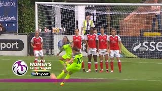 Arsenal Ladies 1-2 Liverpool Ladies | Goals & Highlights