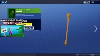 Shop Fortnite 26.05.19 NEW SKIN PIESEŁ? -26.05