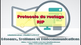Protocole RIP (KHALID KATKOUT)