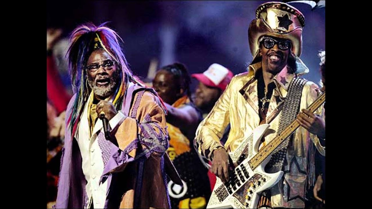 Bootsy Collins, George Clinton \u0026 The P,Funk All, Stars, Power Of Soul