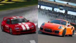10 Best Video Game Graphics THEN vs NOW [Part 3]
