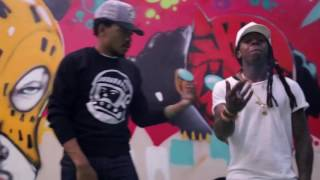 Repeat youtube video Chance the Rapper ft. 2 Chainz & Lil Wayne - No Problem (Official Video)