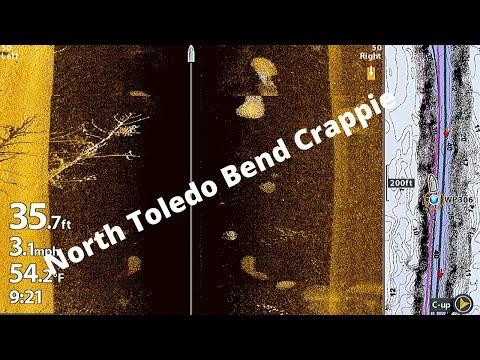 North Toledo Bend Crappie