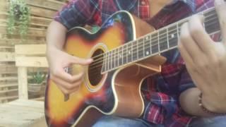 Xinh tươi Việt Nam- Quê hương tôi- Cover - Guitar