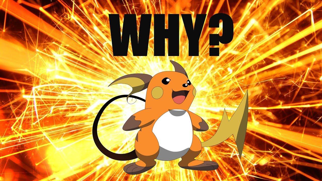 Why mega evolve 17 raichu youtube - Pokemon x raichu mega evolution ...