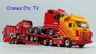 WSI Scania R143 Truck Transporter