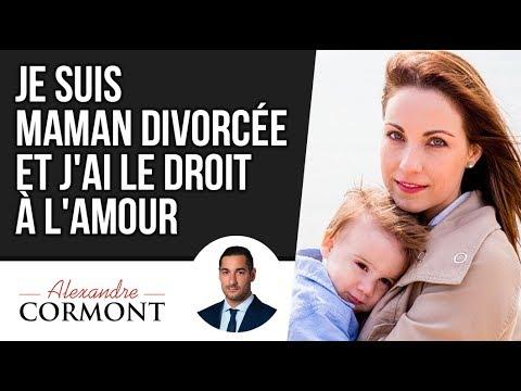 Maman divorcée : Vous avez le droit à l'amour !