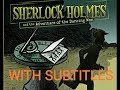 Detective stories | The Dancing Men | with english subtitles | Sherlock Holmes