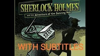 Gambar cover Detective stories | The Dancing Men | with english subtitles | Sherlock Holmes