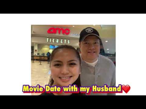 Movie Date At AMC Movie Theatre Westfield Arcadia,California USA 🇺🇸