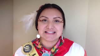 2018 Miss Indian World Contestant #12 Lindsay Sandoval