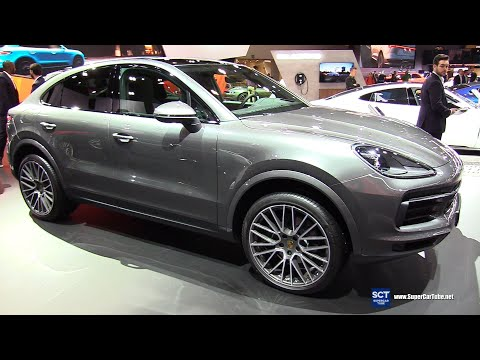 2020 Porsche Cayenne V6 - Exterior and Interior Walkaround - 2020 Brussels Auto Show