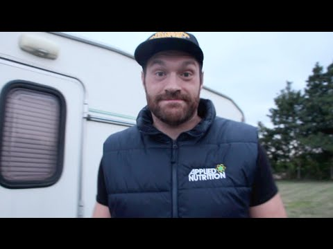 INSIDE TEAM FURY - TYSON FURY GIVES IFL TV AN EXCLUSIVE TOUR