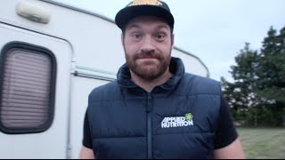 INSIDE TEAM FURY - TYSON FURY GIVES IFL TV AN EXCLUSIVE TOUR OF THE FURY CAMP - GYPSY WARRIOR STYLE!