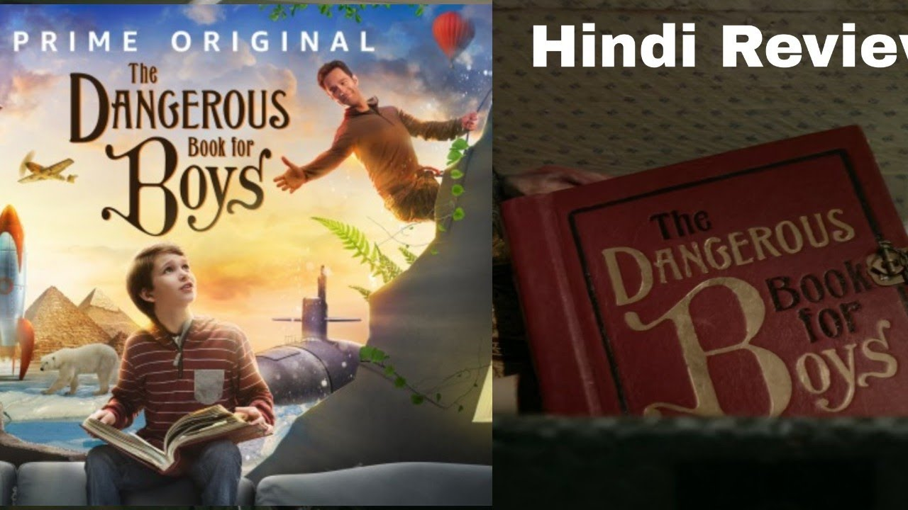 Download The Dangerous Book For Boys Seasion 1 2018  (Amazon Prime) Webseries Review in Hindi and Ratting