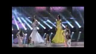 Filipino fans reaction while watching Ariella Arida, Miss Universe 2013