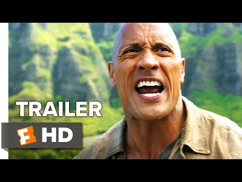 Welcome To The Jungle2 International Trailer 2017 -  Movieclips Trailers - Best videos