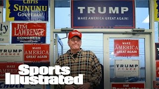 Curt Schilling Claims He Knows Why He's Not In Hall of Fame | SI Wire | Sports Illustrated