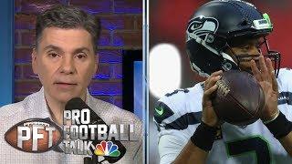 Russell Wilson-Seahawks contract talks will go to deadline | Pro Football Talk | NBC Sports