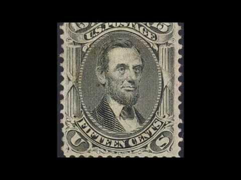 United States Stamps, Scott 1 -  101