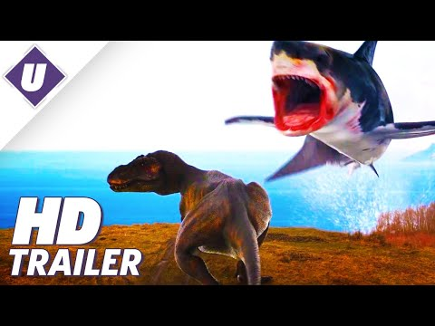 The Last Sharknado - 'It's About Time' Official Trailer (2018)