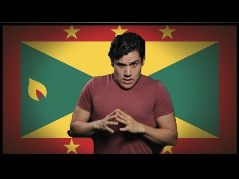 Flag Friday! Grenada (Geography Now!)