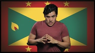 Flag Friday Grenada (Geography Now)