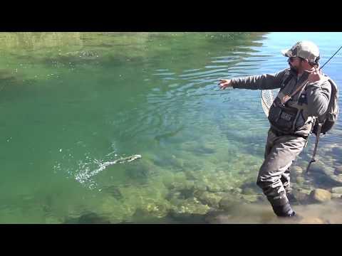 Magic Waters Patagonia Lodge - Fly Fishing