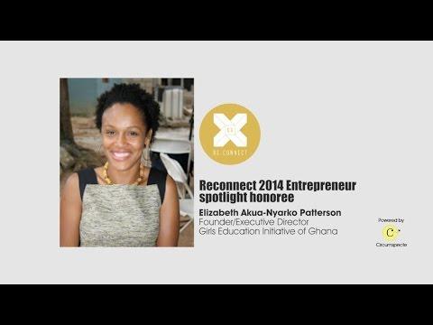 Elizabeth Patterson - Girls Educ. Initiative of Ghana (GEIG)