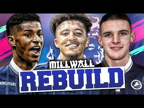 REBUILDING MILLWALL!!! FIFA 19 Career Mode thumbnail